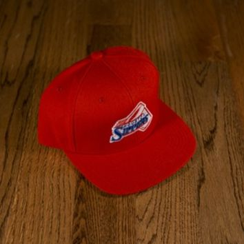 STILL HOLDIN' — HOUSTON SIPPERS RED SNAPBACK