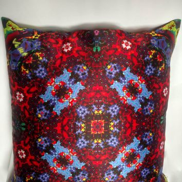 Silk Satin 16mm Pillow Cover 5 - 20x20 Inches