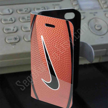 Nike Basketball PVC (syntetic) Leather Folio Case for iPhone and Samsung Galaxy