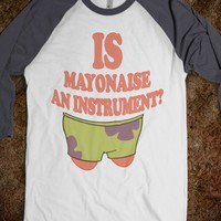 Is Mayonnaise An Instrument? (Baseball) -typo correct version on link
