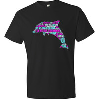 Save The Dolphins - Animal Justice Equality T-Shirt