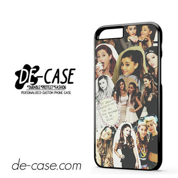 Ariana Grande Collage For Iphone 6 Iphone 6S Iphone 6 Plus Iphone 6S Plus Case Phone Case Gift Present YO