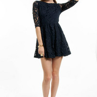 Carolina Lace Dress $46
