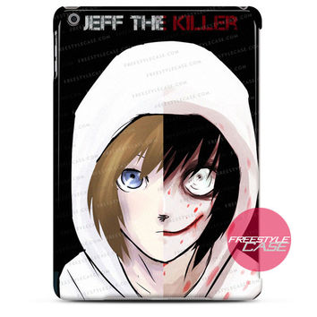 Jeff The Killer Before After iPad Case 2, 3, 4, Air, Mini Cover