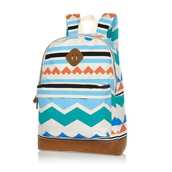 New Retro Pattern Design Backpack