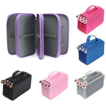 High Capacity Pen Pencil Case Box