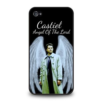 CASTIEL ANGEL OF THE LORD iPhone 4 / 4S Case