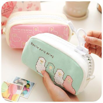 Cotton School Pencil Case