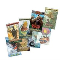 Usborne Books & More. Extreme Adventures Complete Library Collection (8)