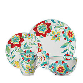 Pfaltzgraff Floral Medallion Dinnerware & Accessories