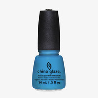 China Glaze Isle See You Later Nail Polish (Sunsational Collection)