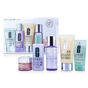 Exclusive Set: DDML Plus 50ml + All About Eyes 15ml + Liquid Soap 30ml + Clarifying Lotion #2 60ml + Makeup Remover 50ml