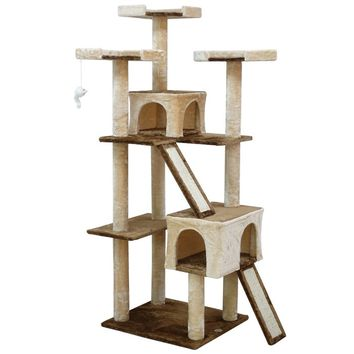"71"" Kitten Cat Tree"