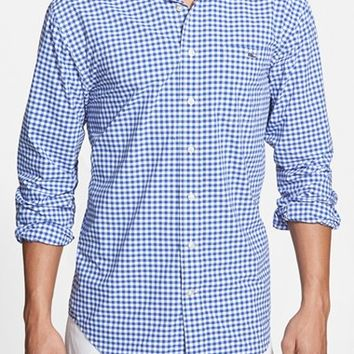 Men's Vineyard Vines 'Tucker - Performance Gorton' Classic Fit Gingham Sport Shirt,