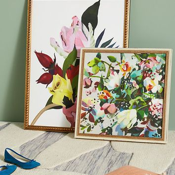 Flower Garden Wall Art