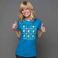 J!NX : Minecraft Clothes - Diamond Crafting Women's Tee