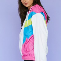 MTV Graphic Colorblock Anorak