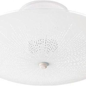 "Nuvo 76-269 - 12"" Round Close-To-Ceiling Semi Flush Ceiling Lights"