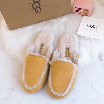 UGG Baotou semi slippers