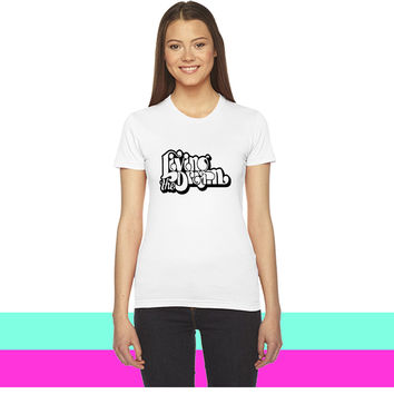 Living The Dream_ women T-shirt