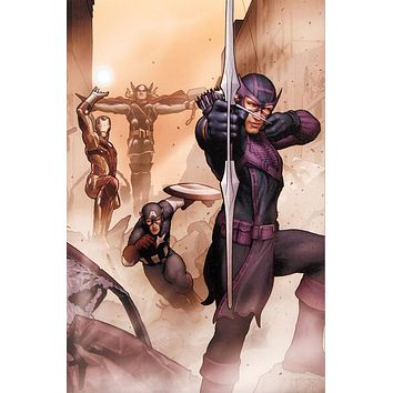 Avengers: Solo #1 - Limited Edition Giclee on Stretched Canvas by John Tyler Christopher and Marvel Comics