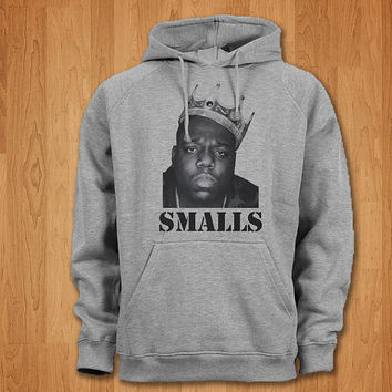The Notorious B.I.G. Biggie Smalls Singe hoodie women and men ,,