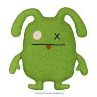 Ugly Doll Classic Plush Doll, Ox