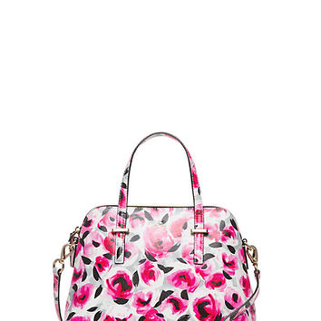 Kate Spade Cedar Street Rose Maise Posy Red Multi ONE