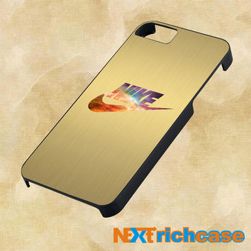 colorful nike gold nike For iPhone, iPod, iPad and Samsung Galaxy Case