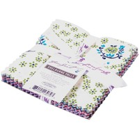 """Shelburne Falls by Denyse Schmidt Charm Pack 5""""X5"""" Cuts"""