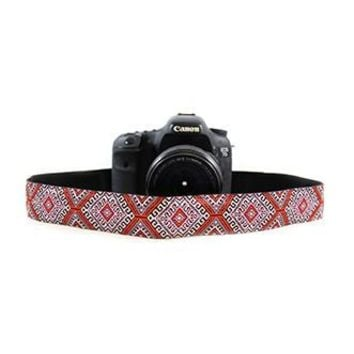 Moroccan Summer 1.5In Camera Strap - Capturing Couture - CASLR15-MSUM