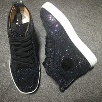 Cl Christian Louboutin Style #2281 Sneakers Fashion Shoes - Best Deal Online