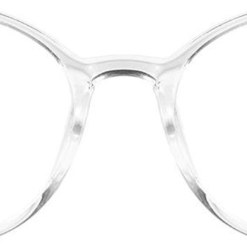 Translucent Round Glasses #20186 | Zenni Optical Eyeglasses