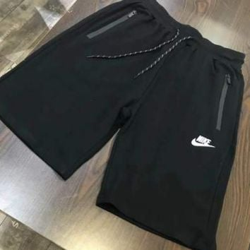 NIKE Popular Men Casual Drawstring Sport Running Shorts