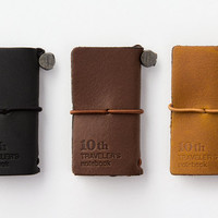 TRAVELER'S notebook Mini 10th Anniversary Can Set