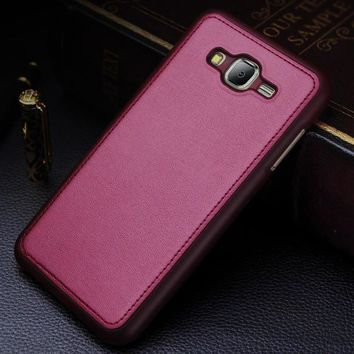kobee for samsung galaxy j7 j700f case cover luxury leather soft tpu silicone hard back skin gold mobile phone accessories  number 1