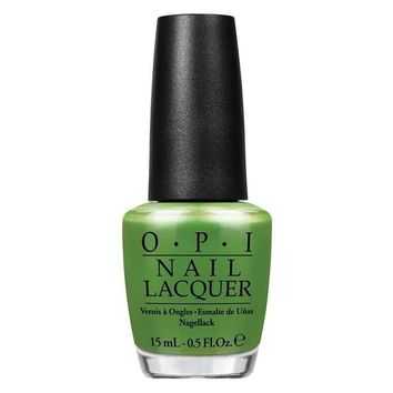 OPI Nail Lacquer - My Gecko Does Tricks - #NLH66
