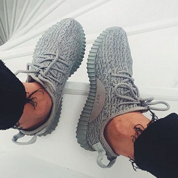"""simpleclothesv :Adidas"""" Women Yeezy Boost Sneakers Running Sports Shoes"""