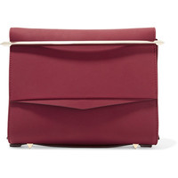 Eddie Borgo - Boyd small matte-leather clutch