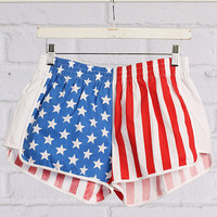 USA Running Shorts
