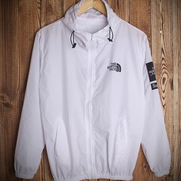 shosouvenir : Fashion Unisex Lover's The North Face Sports Coat Windbreaker