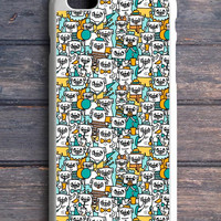 Pug Pattern iPhone 5C Case