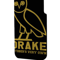 Best 3D Full Wrap Phone Case - Hard (PC) Cover with Owl Drake Octobers Very Own Design