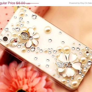 On Sale DIY 3D Bling Cell Phone Case Deco Kit