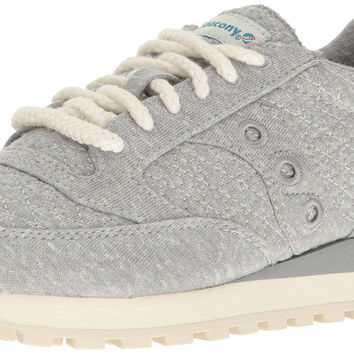 Saucony Originals Women's Jazz Fashion Sneaker Grey 9.5 B(M) US '
