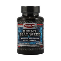 Prolab Horny Goat Weed - 60 Capsules