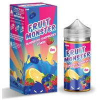 Fruit Monster - Blueberry Raspberry Lemon (100mL)