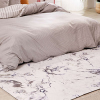 Marble Printed Rug | Urban Outfitters