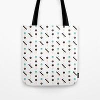 Don't exist Tote Bag by trash-id