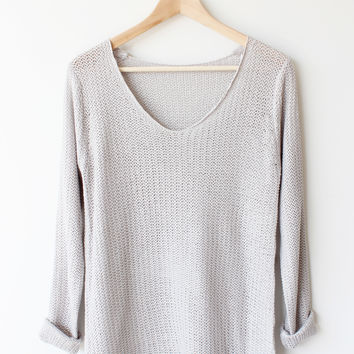 Bells Knit Sweater